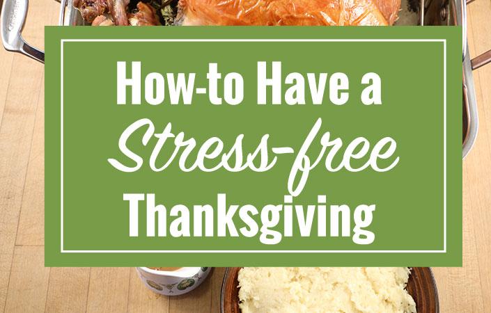 Mentally Preparing for Thanksgiving