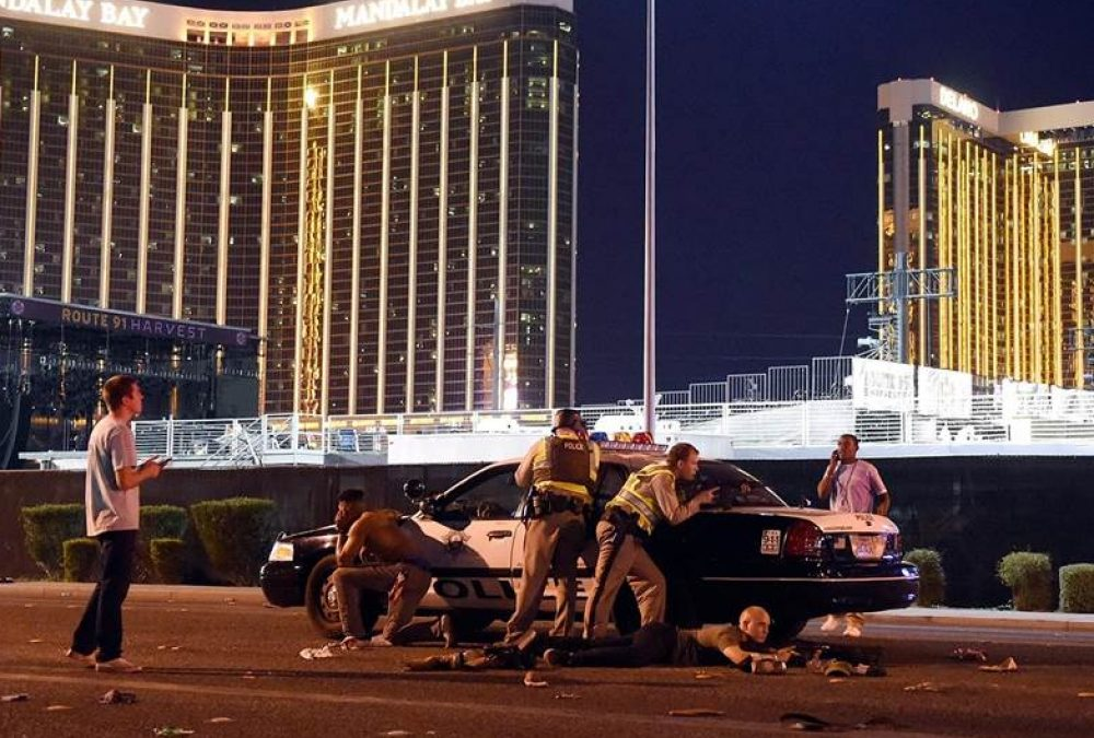 Tragedy in Las Vegas: Dealing with Traumatic Events