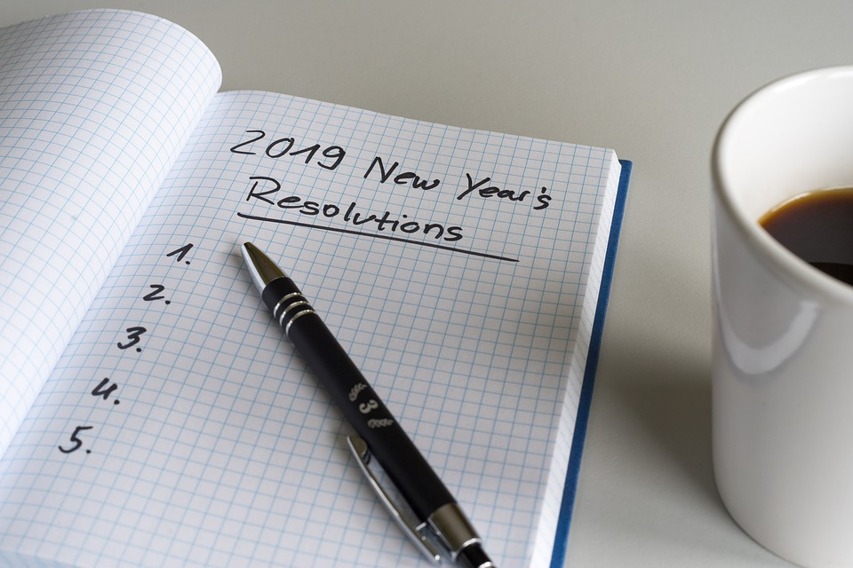 Developing and Attaining Your New Year's Resolutions